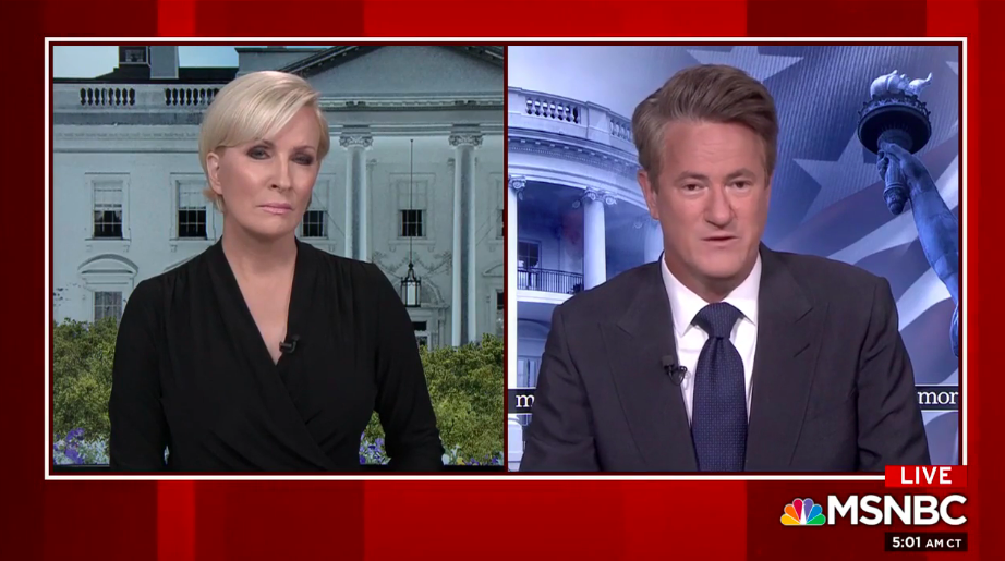 'Very Trashy, Very Ugly And Very Sad': Mika Brzezinski Slams Laura Ingraham For Controversial Immigration Remarks