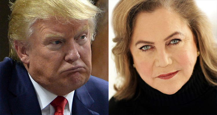 Kathleen Turner Sounds Off About Trump: 'Gross'