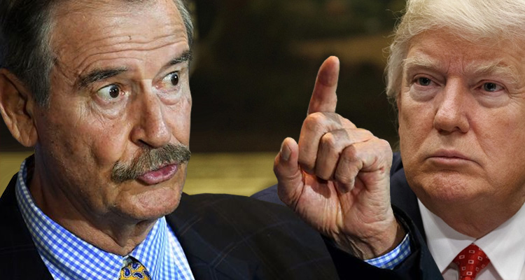 Another Epic Trump Takedown By The Former President Of Mexico – Includes Bonus Video