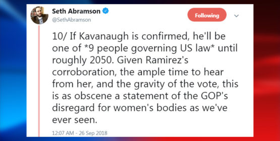 Republicans Blasted For Their 'Disregard For Women's Bodies'