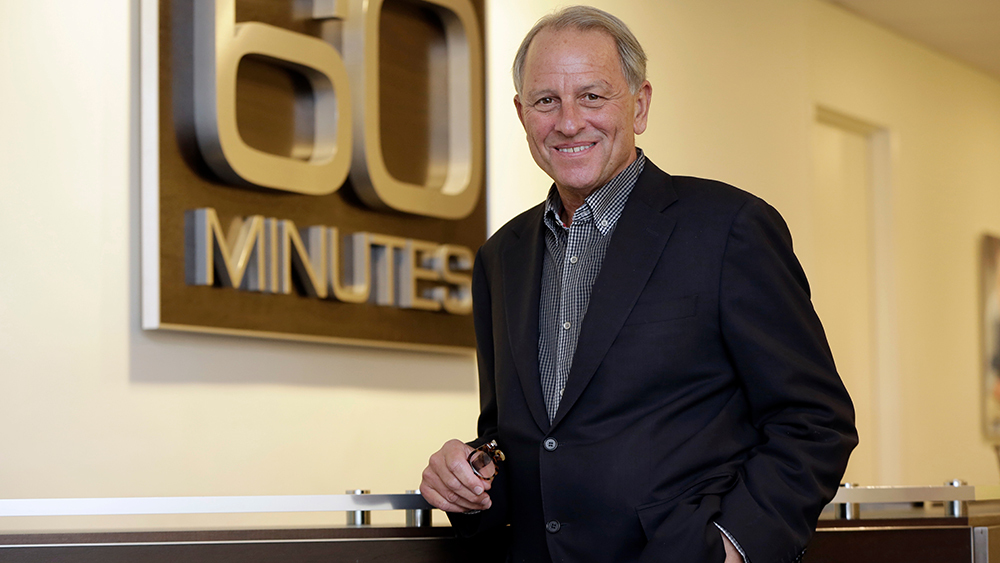 Former 60 Minutes Producer Threatened Reporter When She Asked Him About Groping Allegations