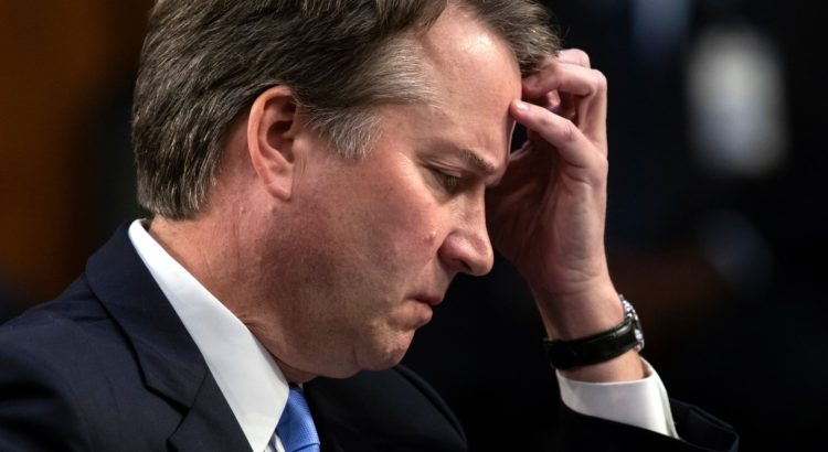 Was Kavanough Involved In A Plot To Pin His Assault Allegation On A Former Classmate?