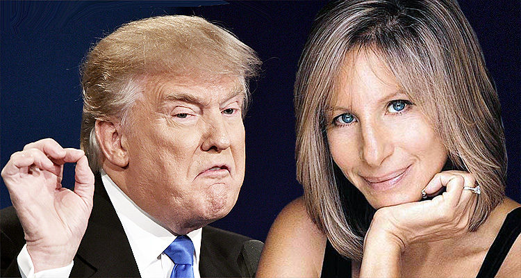 Barbra Streisand Smashes Trump: 'How did this happen?'