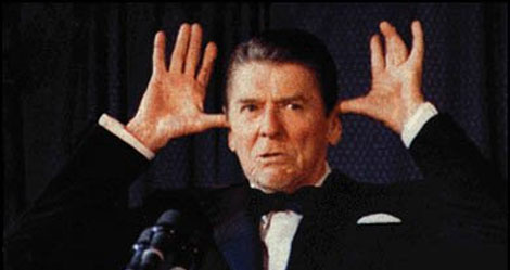 Ronald Reagan too moderate for today's GOP?