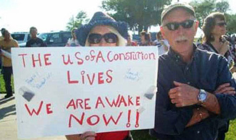 Will someone teach the Tea Party how to spell?