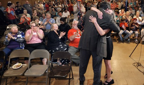 Wisconsin liberals walk away with a victory in spite of recall failure