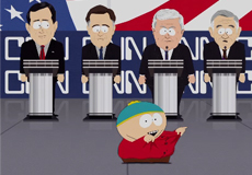 South Park takes on the GOP