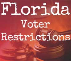 Judge to remove Florida voter registration rules permanently