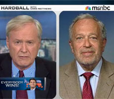 Former Labor Secretary Robert Reich on the Ryan Plan and Medicare