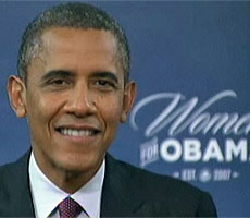 Pres. Obama Speaks Out For Women