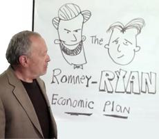 Robert Reich – The Romney Ryan Economic Plan