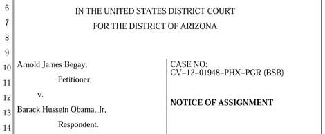 Child Molester sues Obama for DNA to compare to bin Laden's