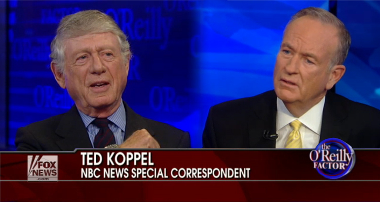 Ted Koppel: 'Fox News Is Bad for America' – Video