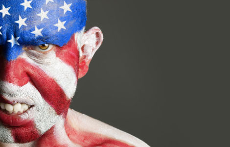 Being Patriotic and Collectively Growing a Pair