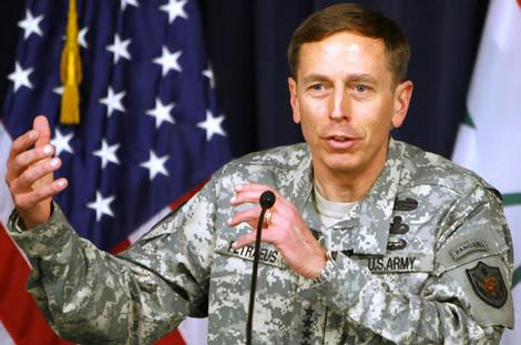 Is the Petraeus resignation really about a sex scandal