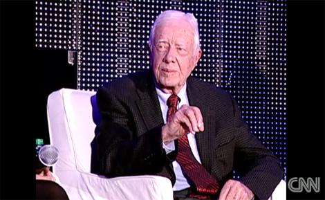 Jimmy Carter talks about Marijuana (VIDEO)