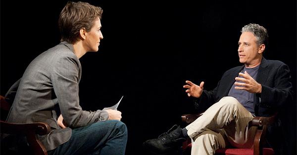 Watch Rachel Maddow's Uncut Interview With Jon Stewart