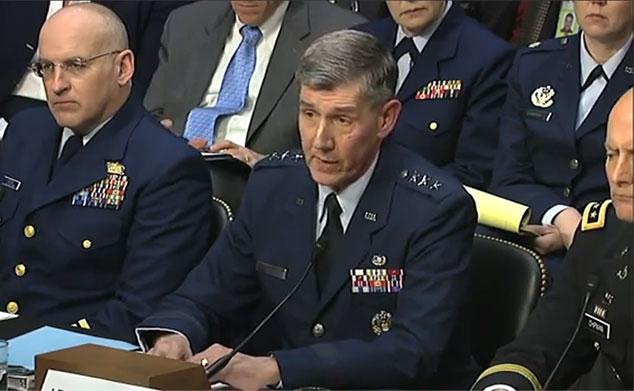 Senator Gillibrand Presses Military Officials on Sexual Assault (VIDEO)