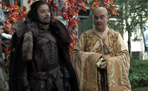 Jimmy Fallon Spoofs 'Game of Thrones' (VIDEO)