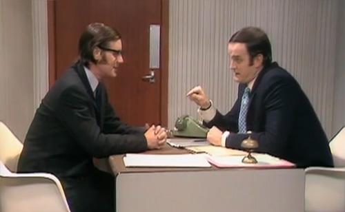 Monty Python: Argument Clinic Sketch (VIDEO)