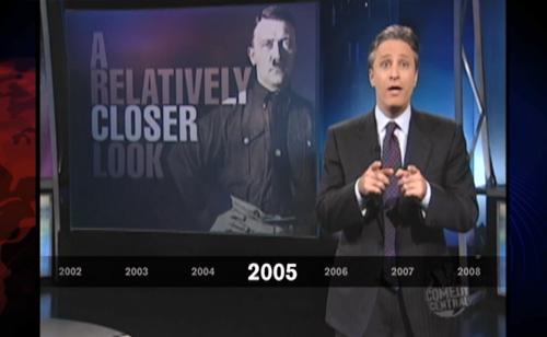 15 Seasons of Jon Stewart in Under Five Minutes