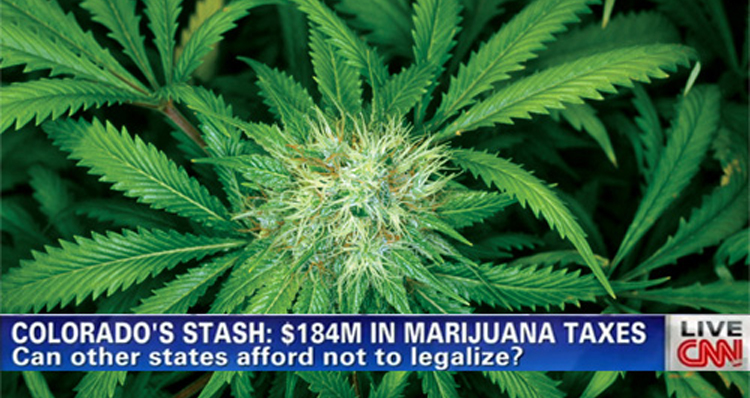 Can States Afford NOT To Legalize Pot? – Video