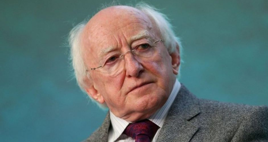 The Time The Irish President Took Down The Tea Party – Video