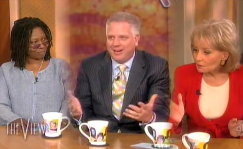 Barbara Walters And Whoopi Goldberg Slam Glenn Beck (VIDEO)