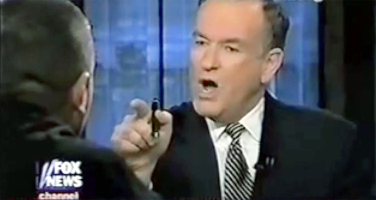 Watch As Bill O'Reilly Launches A Vicious Verbal Assault On A 9/11 victim's Son – Video