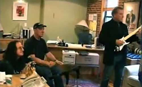 Rush Plays 'Tom Sawyer' on Rock Band and Fails! (VIDEO)