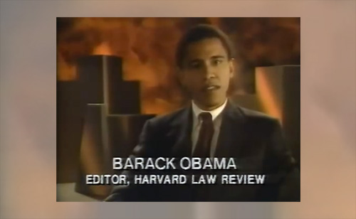 Obama's 1991 Commercial for TBS (VIDEO)