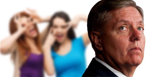 The Hilarious GOP Reaction To Lindsey Graham's Possible 2016 POTUS Run