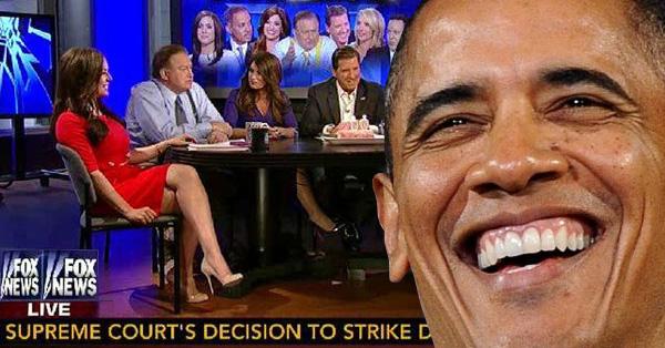 Obama Mocks Fox News, Slams Republicans (VIDEO)
