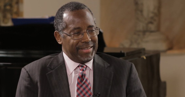 Dr. Ben Carson Feels 'Fingers' Of God Touching Him & Telling Him to Run In 2016 (VIDEO)