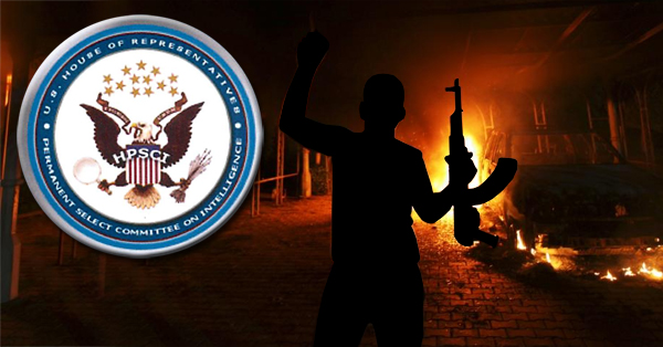 Republican-Led House Clears Obama Administration Of Any Benghazi Wrong-Doing