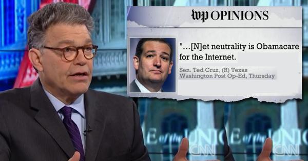 Ted Cruz Gets Slammed – Again! – VIDEO
