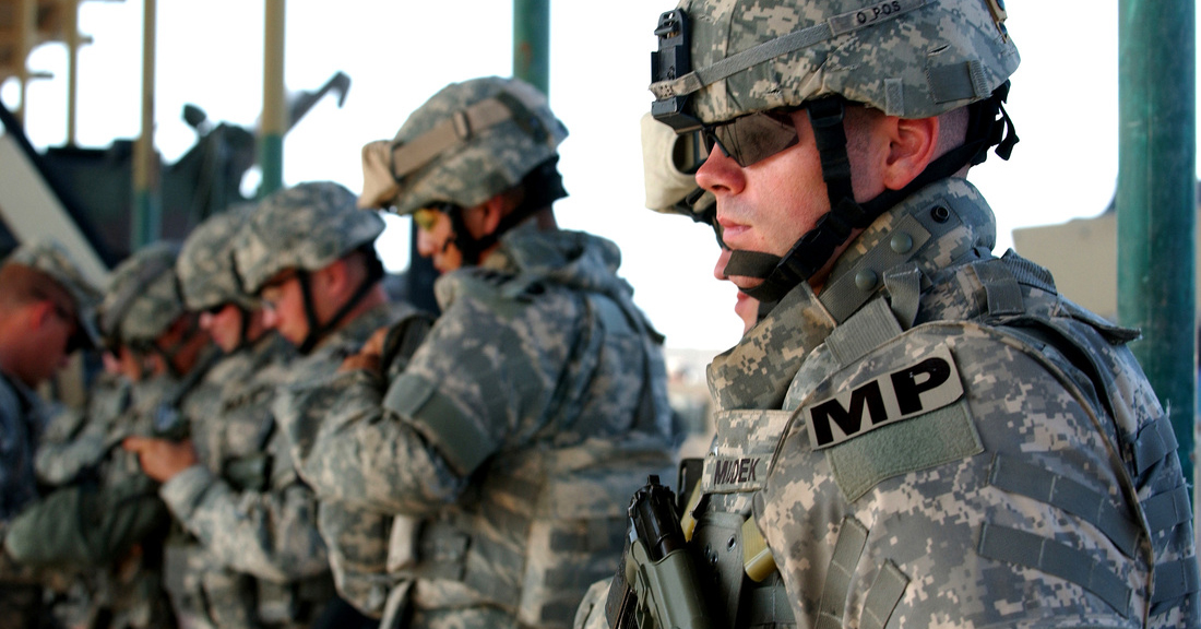 Veterans Appeal To Missouri National Guard: 'Stand with Ferguson protesters, not the police!'