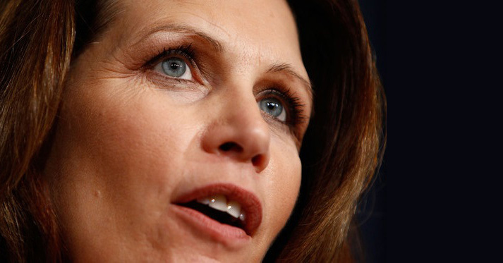 Bachmann Says She 'Defeated' Liberals With Superior 'Evidence Based Arguments'