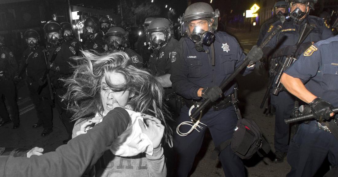 Berkeley In The 1960s? Nope, Berkeley 2014 #BerkeleyProtests
