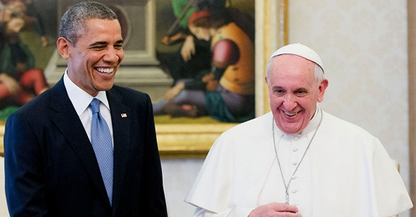 Marco Rubio Slams Pope Francis For His Role In Cuba Deal (VIDEO)