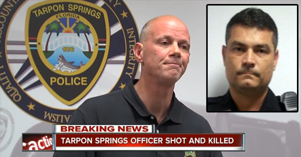 Florida Police Officer Shot And Run Over, 3rd Officer Dead In 24 Hours – VIDEO