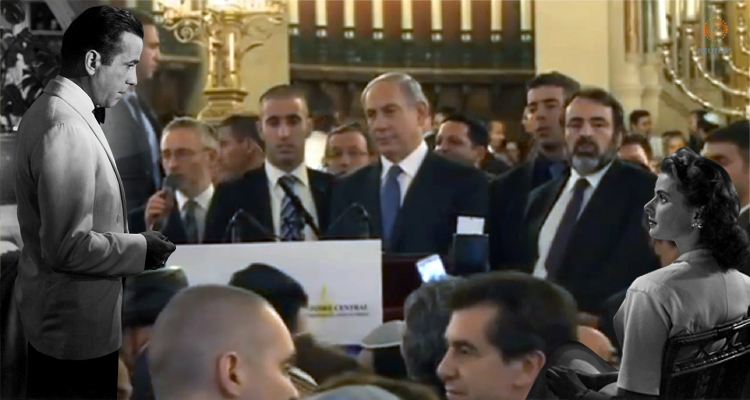 Paris Synagogue Responds To Netanyahu Invitation To Immigrate To Israel – VIDEO