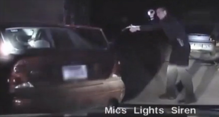 Dramatic Dashcam Captures Cop Shooting Unarmed Man And Breaking Down Afterwards