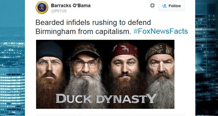 #FoxNewsFacts Explodes After Self-Proclaimed 'Terrorism Expert' Makes Asinine Claim
