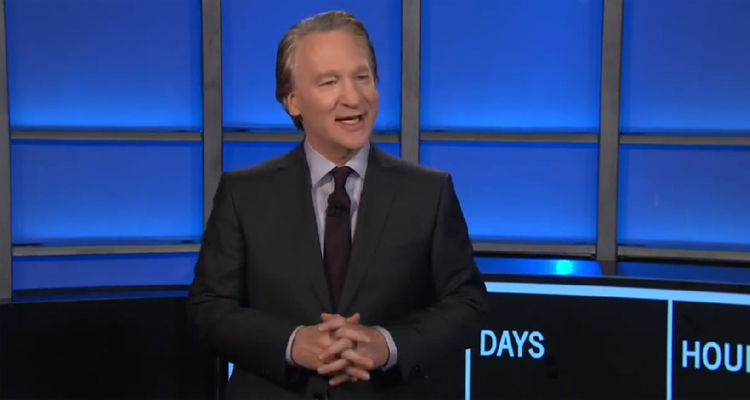 'Go F**k yourself': Bill Maher On 'The Immortal Dick Cheney,' Radical Islam And Charlie Hebdo – VIDEO