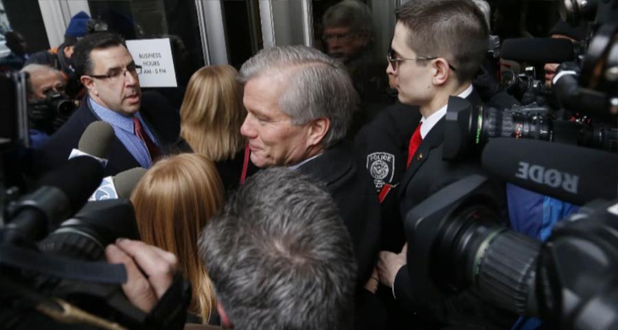 Former Gov. Bob McDonnell Receives Prison Sentence For Corruption