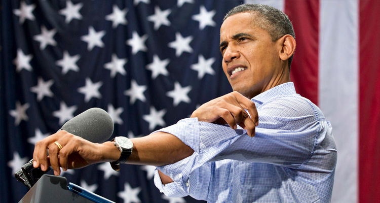 Obama On Fire – Smacks Down Republicans, Promises Vetos
