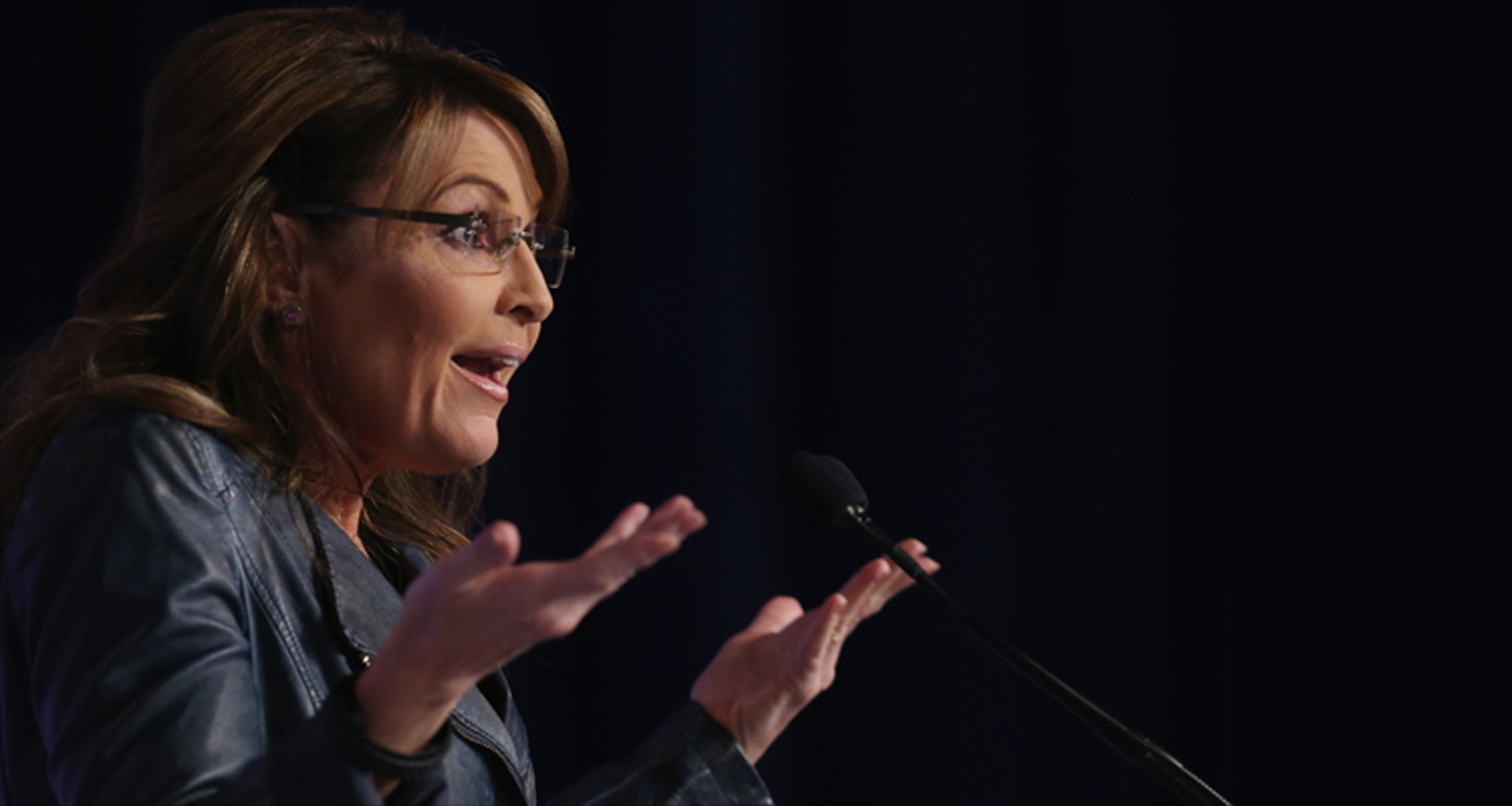 Sarah Palin Raised $25,000 For Hillary Clinton's Election Campaign