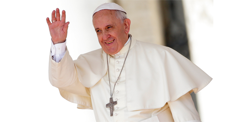 Pope Condemns 'Deviant Forms Of Religion' In The Wake Of French Massacre