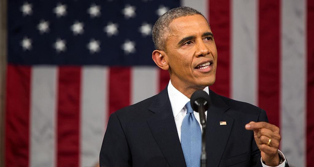Obama Smacks Down Republicans Over Keystone Pipeline During #SOTU – VIDEO